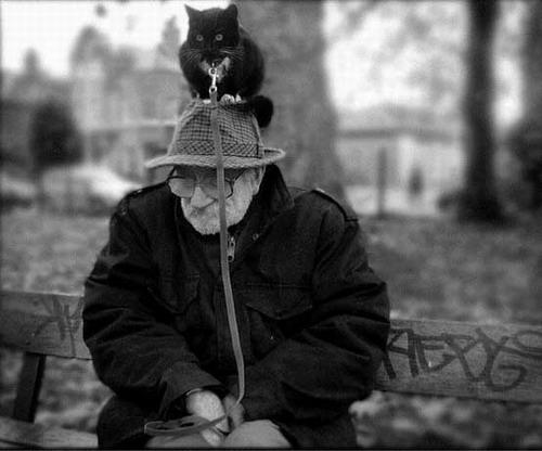 Назаров в старости